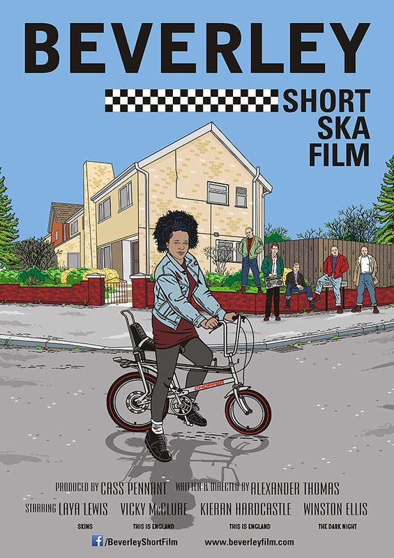 Beverley Film Poster