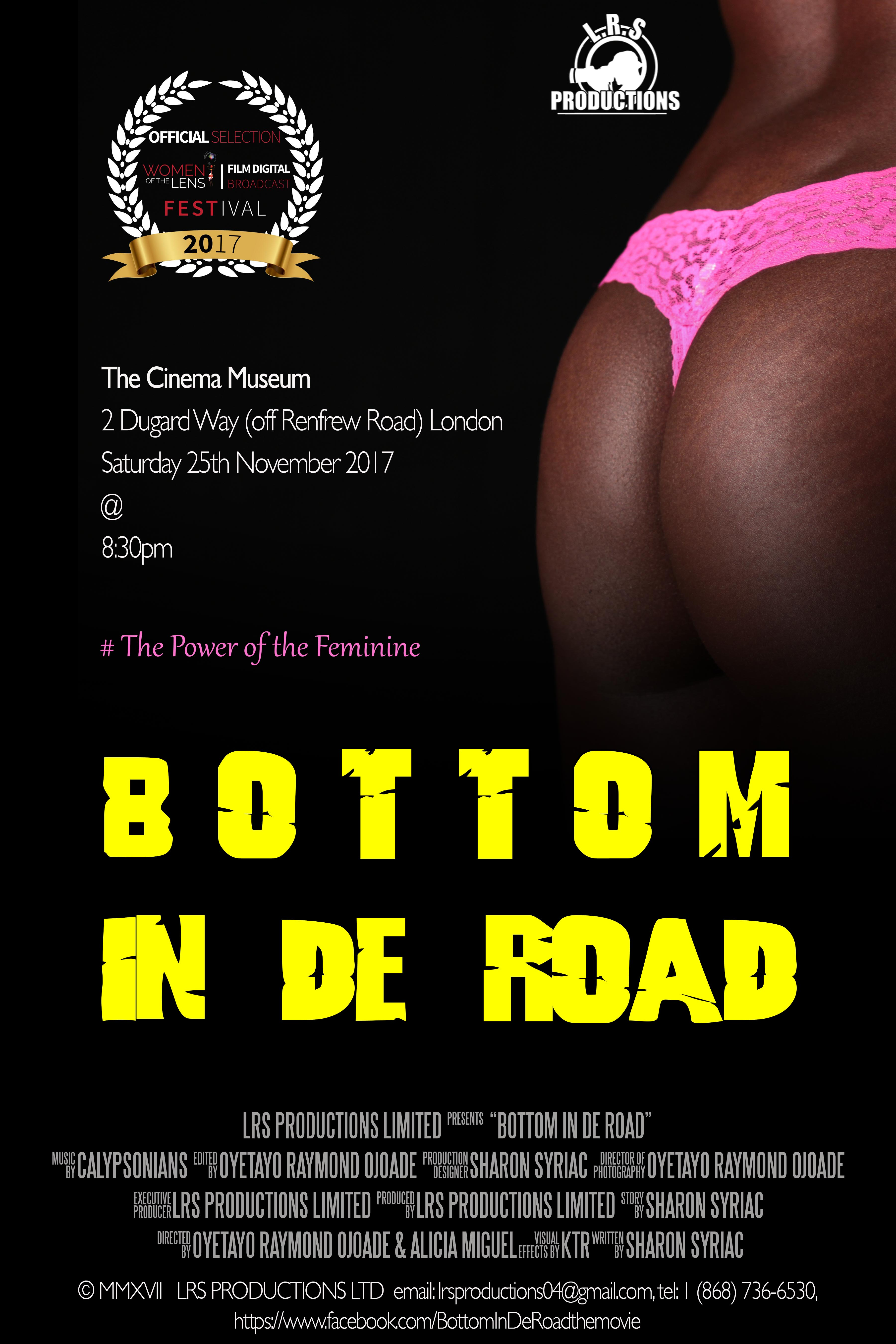 Bottom in De Road_main poster_women of the lens