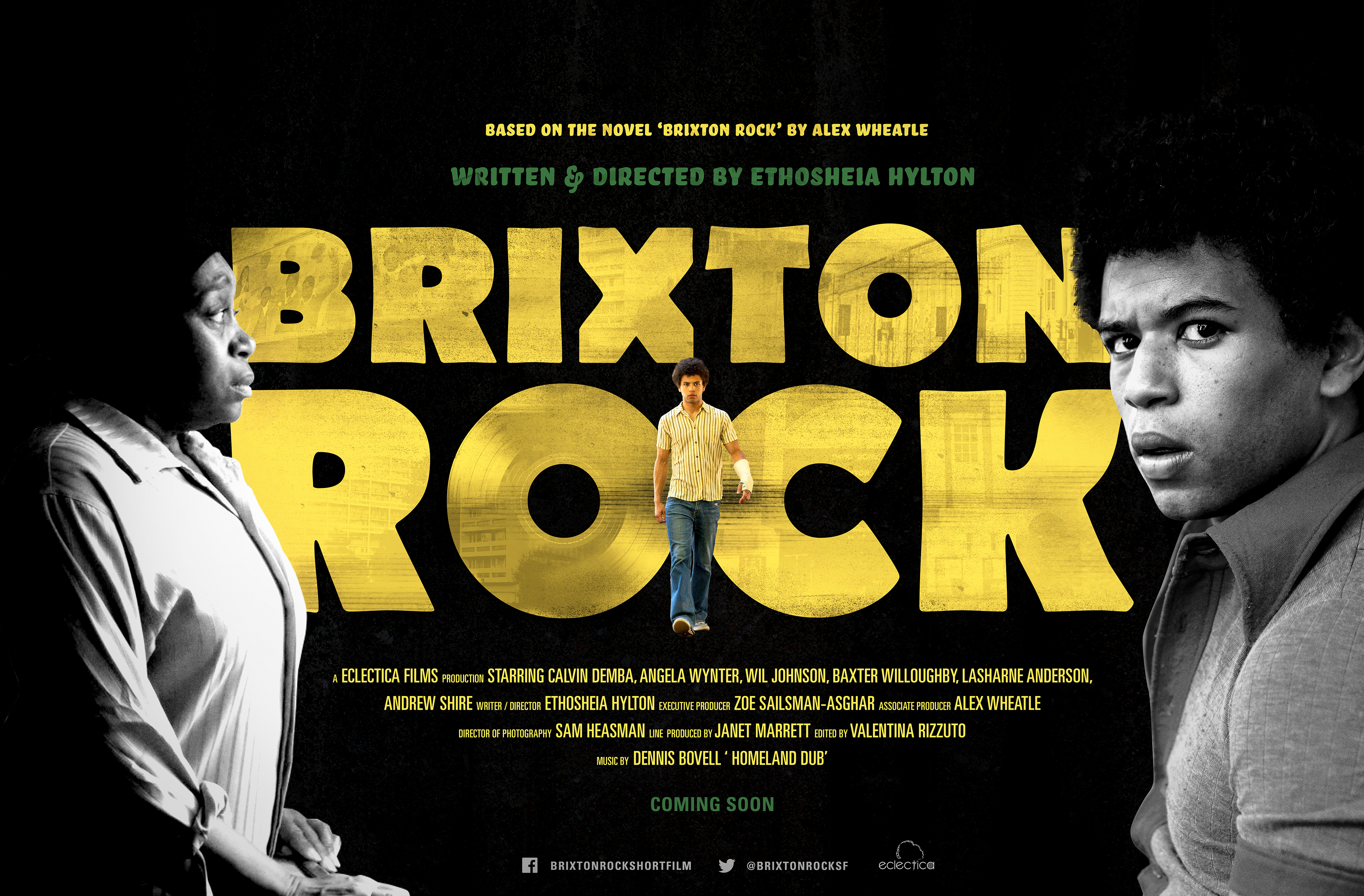 Brixton Rock Short Film