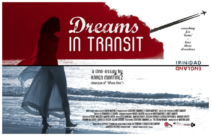 Dreams In Transit Film POSTER