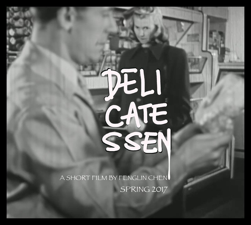 Film Poster Delicatessen