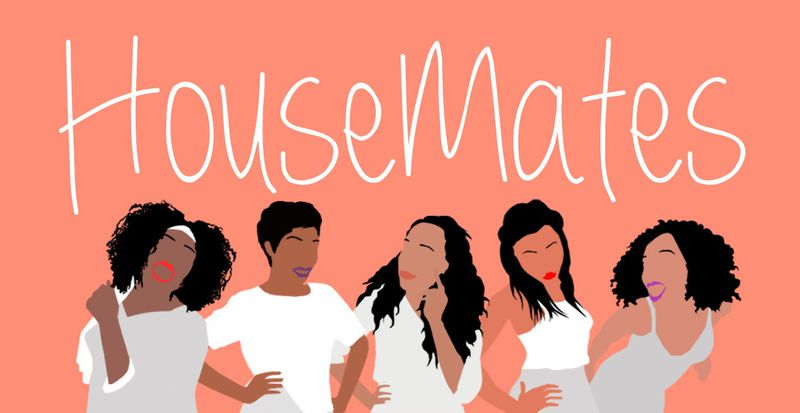 Film Poster Housemates