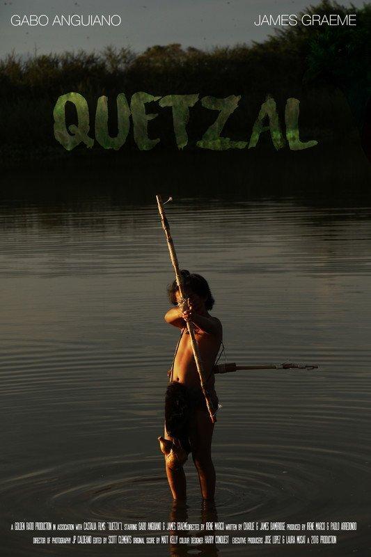 Film Poster Quetzal