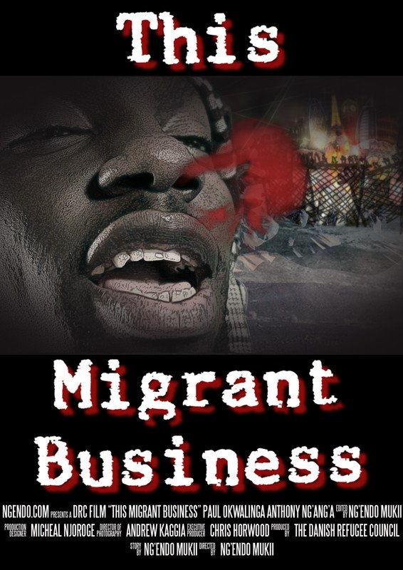 Film Poster This Migrant Business