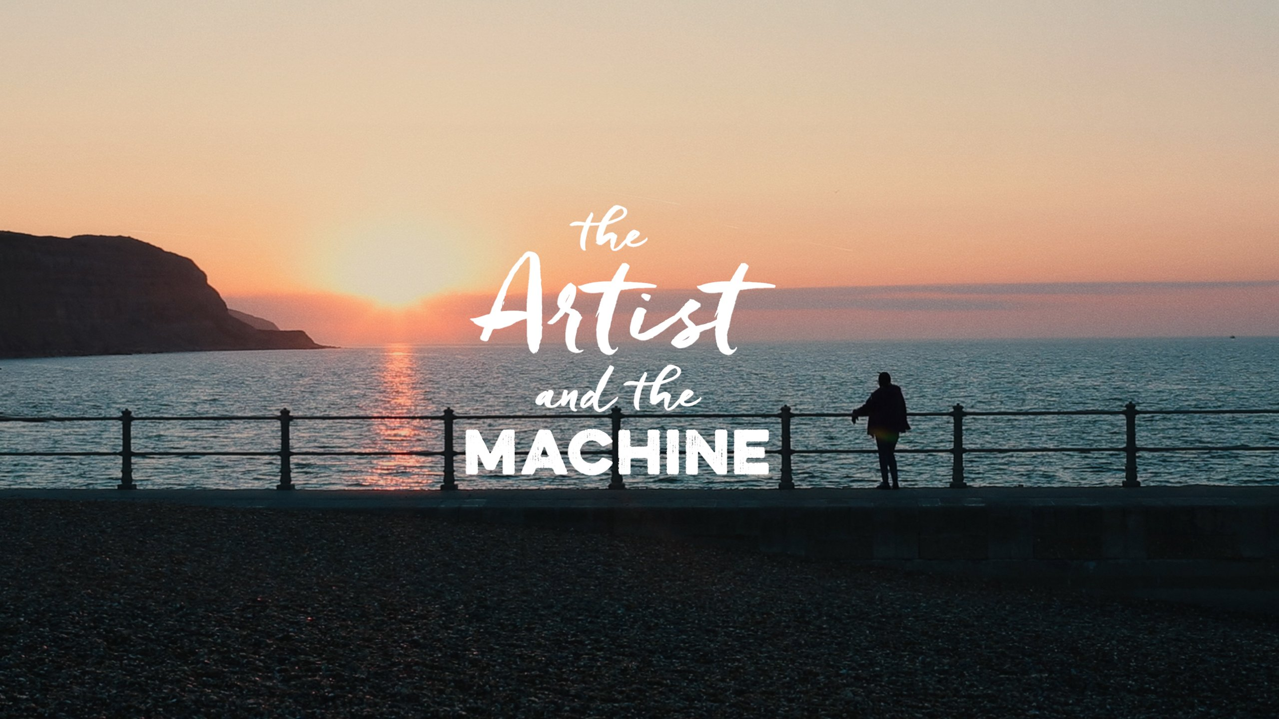 The Artist And The Machine Film Poster