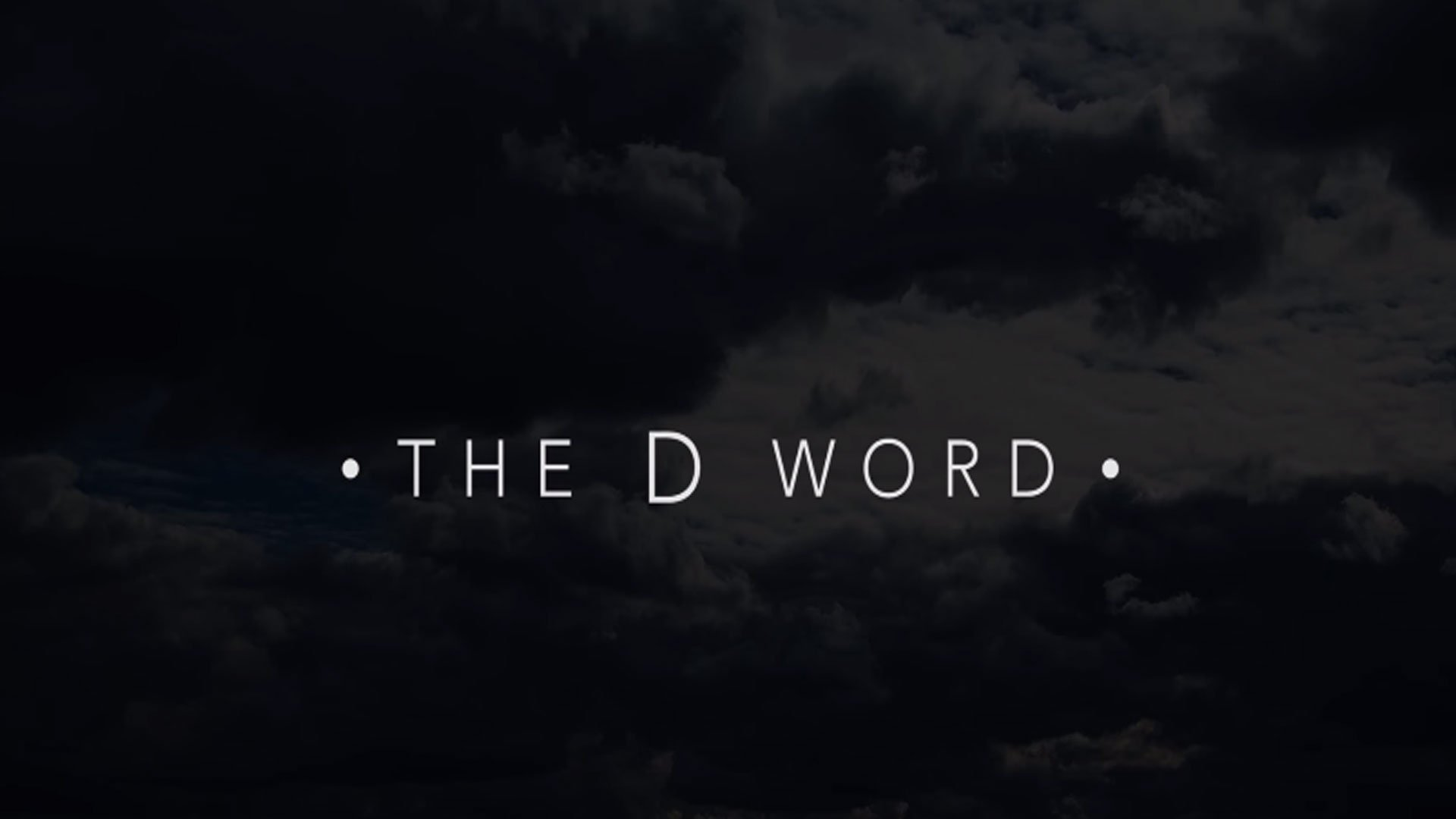 The-D-Word Film Poster