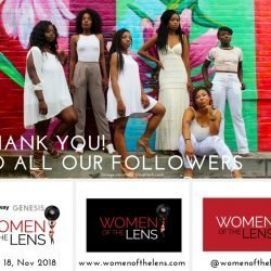 "Women Of The Lens Says ""Thank You!"" To Our Followers"