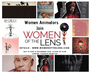 'Colour Her In' Film Theme Showcases Women Animators