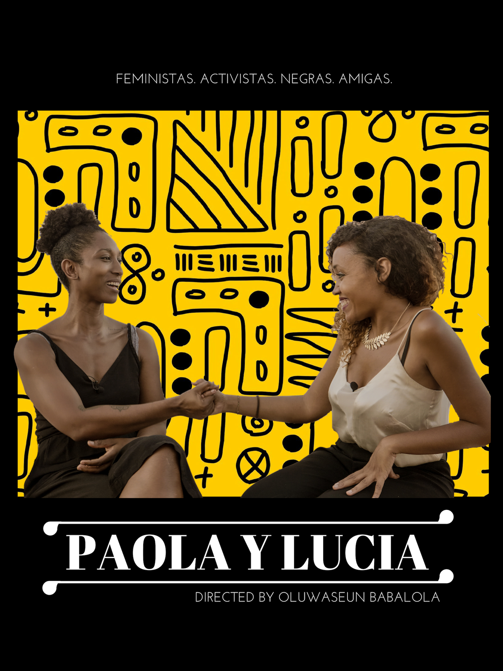 PaolaYLuciaPoster