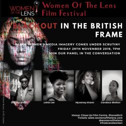 Blackout In The British Frame: meet the panellists